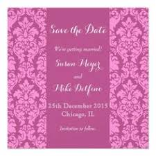 Indian Wedding Invitations Chicago Indian Wedding Rsvp Red And Gold Indian Damask Wedding Save The