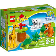lego duplo town baby animals 10801 toys r us