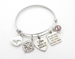 Personalized Bangle Bracelet Personalize Bangles Bracelets For Mom Grandma