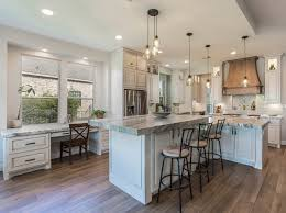 Modern Farmhouse Kitchens Transitional Modern Farmhouse Kitchen Design Home Bunch