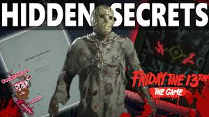 friday the 13th the game virtual cabin jason u0027s room
