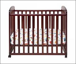 Mini Folding Crib Mini Cribs Affordable Miniature Dresser Wood Alma Toddler Babies