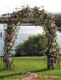 wedding arches singapore 107 best blooms ceremony arches chuppahs images on