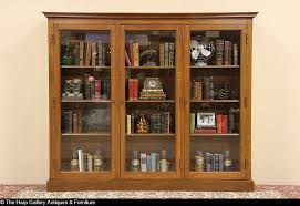 download bathroom sauder august hill library bookcase with doors