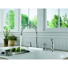 2 handle pull kitchen faucet kitchen faucet traditional style kitchen faucets kitchen