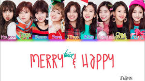 merry happy sub español color coded han rom esp