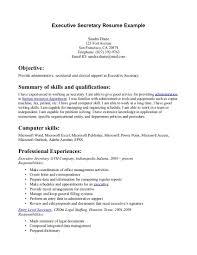 Example Bartender Resume Busser Resume Objective Professional Busser Resume Templates To