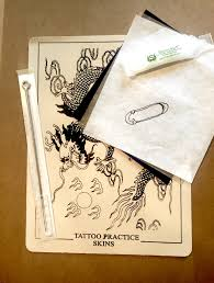 stick and poke practice tattoo kit stick and poke tattoo kit