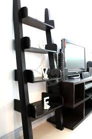Bookshelves Home Depot by Inspiring Ladder Bookcase Elegant Furniture Design