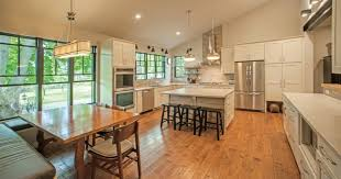 Tri Level Home Kitchen Design Tri Level Revival Traverse Area Home Tour By Northern Home