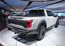 truck ford raptor ford f 150 raptor gets a supercrew version in detroit looks