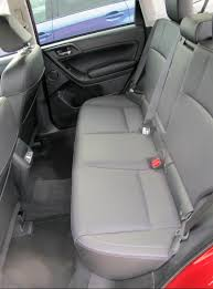 subaru forester interior 3rd row forester still defines the compact cuv wheels ca