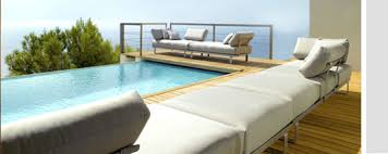 High End Outdoor Furniture by Room Limited Is A Supplier Of High End Architectural Finishes