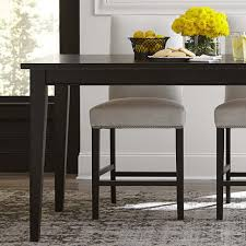 kitchen awesome square dining room table rectangular pedestal