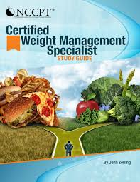 certified weight management specialist weight loss certification