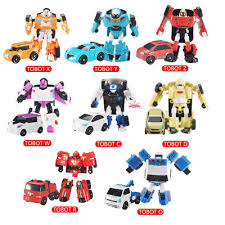 qoo10 robocar poli tobot mini series transforming collection