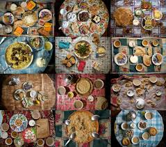 a photographer s quest for who eat like their ancestors