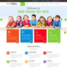 joomla education templates education html website template