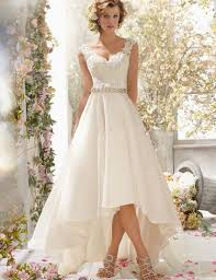 wedding dresses high front low back high neck low back lace wedding dress fashion dresses