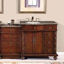 bathroom vanities with sink on left side www islandbjj us