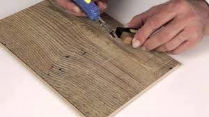 Laminate Flooring Scratch Remover Pergo Repair Wax Youtube