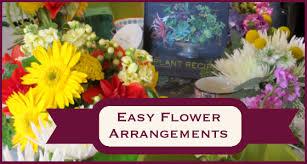 How To Make Flower Arra How To Create Easy Flower Arrangements Diy Tutorial