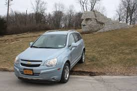chevrolet captiva 2016 review 2014 chevrolet captiva lt 2 4 the truth about cars