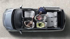 Honda Odyssey Interior Interior Versatility The 2018 Odyssey Honda Canada