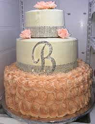 sweet 16 cakes sweet 16 coral and silver rhinestone cake sweet tasty bakery