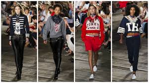 Tommy Hilfiger Wallpaper by Tommy Hilfiger Fall 2016 Tommynow Runway A Fun Ride