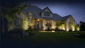 Landscaping Lighting Kits by Outdoor Low Voltage Landscape Lighting Kits Home Decorating