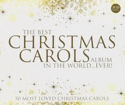 Christmas Carols Invitation Cards The Best Christmas Carols Album In The World Ever Amazon Co Uk