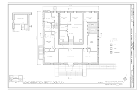 file administration first floor plan statue of liberty