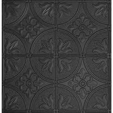 Tin Ceiling Panels by Tin Style Ceiling Tiles Ceilings The Home Depot