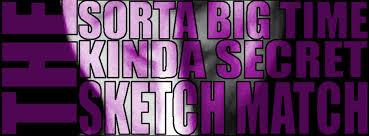 the sorta big time kinda secret sketch match 3