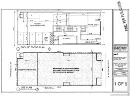 4 Unit Apartment Building Plans Another Residential Building Hugs The Kennedy Chicago Architecture
