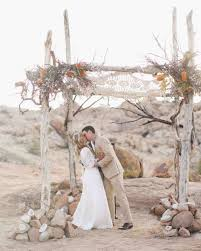 Wedding Arches Made From Trees Boho Chic Wedding Ideas For Free Spirited Brides And Grooms