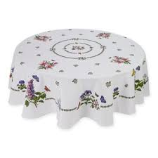 buy floral tablecloths from bed bath beyond