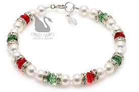 Beaded Jewelry Making - christmas in july handmade holiday beaded jewelry crystal