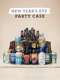 new years party box mixed cases nye party box 24 beers party 2017 honestbrew