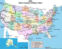 map of states and capitals in usa map of america capitals and states 28 images u s state