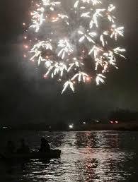 lanterns fireworks feast of lanterns