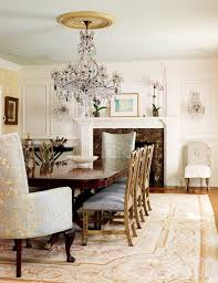What Size Ceiling Medallion For Chandelier Chippendale Chairs Dining Room Traditional With Ceiling Medallion