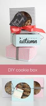 individual ornament gift boxes easy diy folded paper cookie treat gift box tutorial scrapbook
