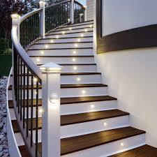 best stair lighting stair lighting for outdoor u2013 lighting
