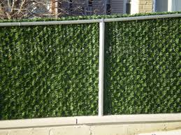 decorating chain link fence slats beautify your garden fence