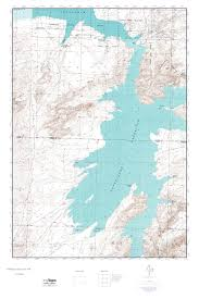 Pathfinder World Map by Mytopo Pathfinder Reservoir Nw Wyoming Usgs Quad Topo Map