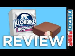 Klondike Neopolitan Ice Cream Bars Video Review Freezerburns Ep671