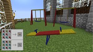 How To Make Swing Bed by Decocraft Minecraft Mods