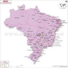 Australia Population Map Bbc News Brazil Key Facts And Figures List Of Brazilian States By
